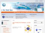 CROMOLAB - Soluções para Laboratório e Indústria. - Início