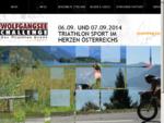 Wolfgangsee Challenge, Crosstriathlon, Triathlon, Herausforderung, Schwimmen, Biken, Laufen