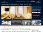 Hotel, konference, ubytování | Hotel Praha - Crowne Plaza Prague | Crowne Plaza Praha