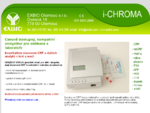 i-chroma kompaktní CRP test analyzátor pro ordinace a laboratoře