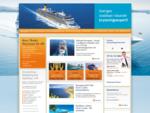 Kryssningar i Medelhavet, Karibien, Hurtigruten - Cruise Market