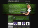 Cruzbroker verkkokauppa | Tietokoneet | Viihde-elektroniikka | komponentit | ohjelmistot
