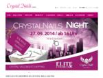 Crystal Nails, crystalnails, Nagelstudio, Fingernägel, Fingernagel, nageldesign zubehör, Zubehör Kun