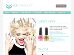 Cosmetic, Fragrance and Toiletries Distribution - CS Company-Home