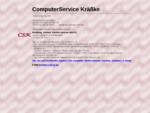CSK Computerservice Krke Sproitz bei Niesky