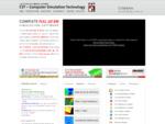 Full 3D EM Simulation - CST Computer Simulation Technology