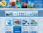 ЦТА   Центр Тур Рязань отдых по всему миру, автобусные туры в Европу, отдых на море