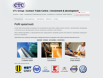 CTC-Group | Contact Trade Centre | investment development