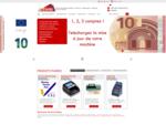 Detecteur faux billets, detection fausse monnaie et faux papiers CTMS