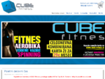 Cube Fitness športni center