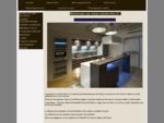 Cuisines Eric Hanriot - Cuisines pézenas, cuisine moderne hérault, Cuisine aménagée béziers