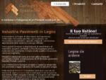 Industria Pavimenti in Legno di Olivo, Curinga Spasimina