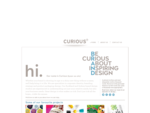 Corporate identity, Brand strategy, Product packaging design | Curious