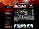 Foto galerija - quot;Rising THUNDERquot; Custom bike show 2015