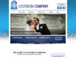 DJ Hire Auckland | Wedding Music DJs | Custom DJ Company Auckland NZ