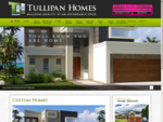 Tullipan Homes building contractors, split level home design and custom home builders on the New So