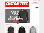 Welcome to Custom Teez