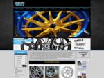 CustomWheels †Custom Wheels, site de jante auto, va prezinta ofertele sale de vanzari de jante d