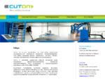 Cuton | Vesileikkauspalveluita, metallin alihankintaa, vesileikkaus, särmäys, hitsaus, koneist