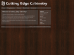 Cutting Edge Cabinetry - Home