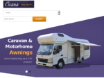 When it comes to caravan motor home awnings one product stands ahead of the rest, Cvana Awning