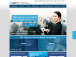 Online Event Registration Software, Event Management Tools, Web Survey Solutions | Cvent