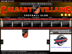 Calgary Villains Football Club powered by GOALLINE. ca