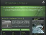 CV Onderhoud en Services