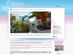 Makrigialos Crete Holidays Cybele Hotel Apartments Makrigialos Sitia Crete