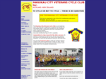 Manukau City Veterans Cycle Club - homepage