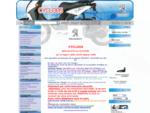 CYCLOOS PEUGEOT SCOOTERS ACCESSOIRE ET EQUIPEMENT 62750 LOOS EN GOHELLE