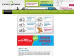 CYKLO WORLD - jízdní kola a cyklistické doplňky Merida, Giant, Norco, Pells, Shimano, Craft, S