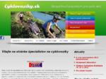 Cyklovozíky. sk - predaj a distribúcia - cyklovozíky, cykloprívesy, croozer, chariot, detský prí