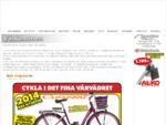 Cy-Mek Motor AB - Försäljning och reparation av cyklar, mopeder, motorcyklar, trädgårdsmaskiner o