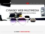 CYNASKY WEB di Pierluigi Tabolacci - Olevano Romano - web and css design, programming