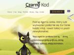 CzarnyKod. pl - z psd do html, mailingi, programowanie, webdesign, strony internetowe