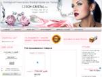 Интернет магазин украшений из Чехии