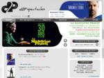 D2P, Denay Patrick Productions. Diffuseur et organisateur de spectacles en Bourgogne et Franche Co