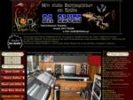 Μίνι στούντιο ηχογραφήσεων και πρόβας, dablues