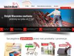 DACH-BUD Racibà³rz - Usługi dekarskie, Pokrycia dachowe, Materiały budowlane, Okna dachowe 4loo