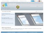 Dachfenster rollo | Dachfenster Verdunkelungsrollos nach Maß für Velux, Roto uvm.