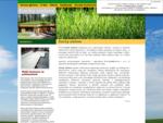 DACHY ZIELONE - dachy balastowe, systemy drenażowe, zieleń na dachu, izolacje, odwodnienia, dra
