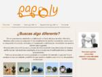 PAPOLY-Fabricante de plata y bisuteria - Mayorista de Plata-Bisuteràa