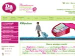 Zabawki dla dzieci, pokój dziecięcy, jeździki, lalki, gry | Dadum