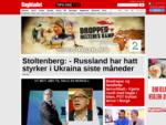Dagbladet. no - forsiden