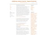 Utbildning, arbete karri228;r - Dagens forskning
