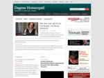 Homeopati - nättidningen Dagens Homeopati
