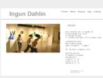 Ingun Dahlin kunsthåndverk