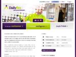 Dailyflex - Uitzendkrachten - Begeleiding - Werkvloer - Huisvesting - Vervoer - Persoonlijk - Contac