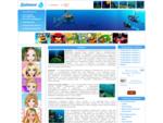 Дайвинг - подводное плавание с аквалангом